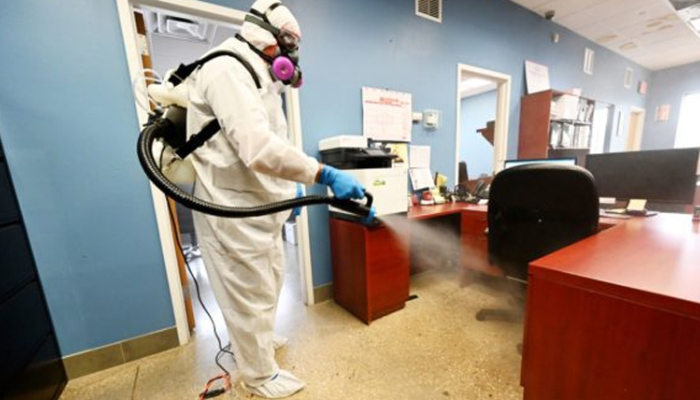 Disinfecting Service Raleigh
