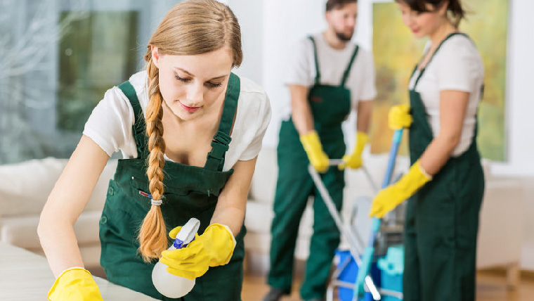 Call Sweep Away to get the most value for your residential or commercial cleaning services today.
