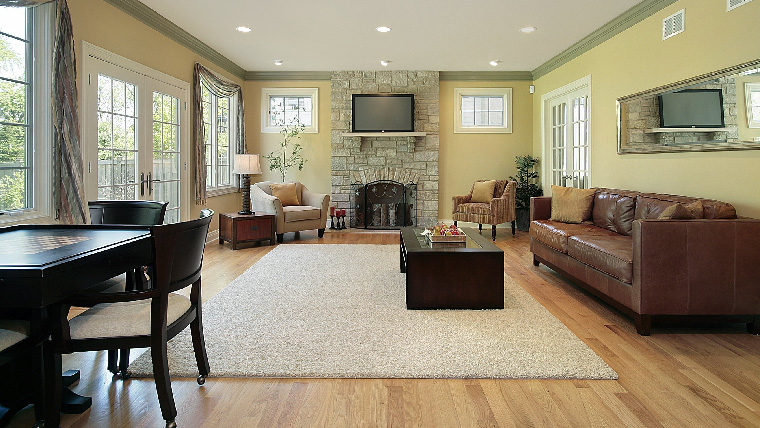 Clean Your Living Room With The Best Cleaning Service In The ...